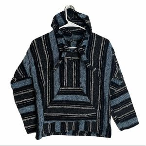 BAJA PONCHO Pullover Youth Small